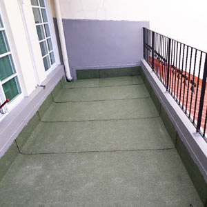 Balcony Waterproofing