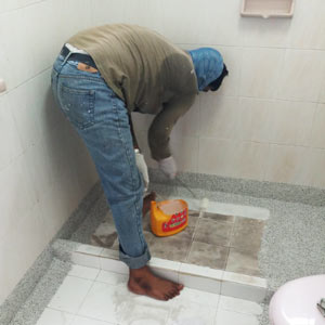 Bathroom Waterproofing Singapore