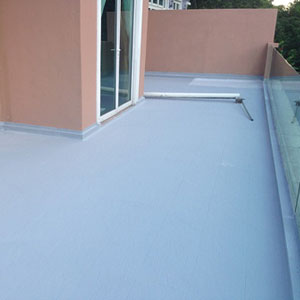 Waterproofing Balcony