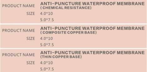 Torch Applied Bitumen Membrane Waterproofing Contractor