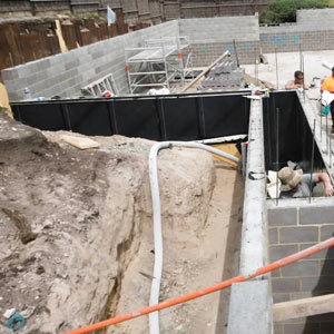 Basement Waterproofing Singapore | Waterproofing Basement Walls