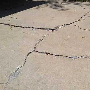 Concrete Slab Repair