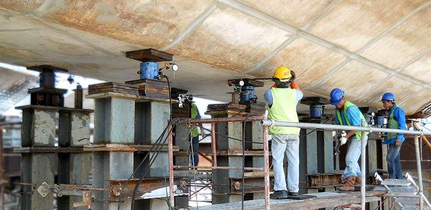 Infrastructure Repair Waterproofing Contractor Singapore